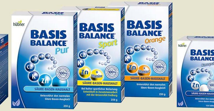 Hübner: Basis Balance