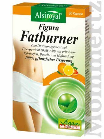 Alsiroyal Figura Fatburner (30 Kapseln)