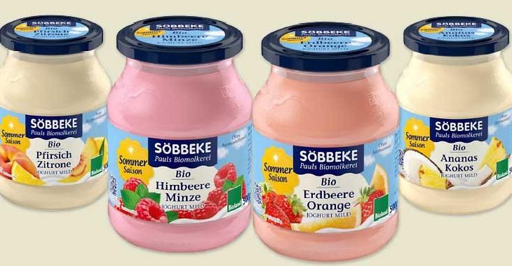 Söbbeke Sommer-Joghurts 2015