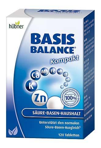 Basis Balance Kompakt 120 Tabletten