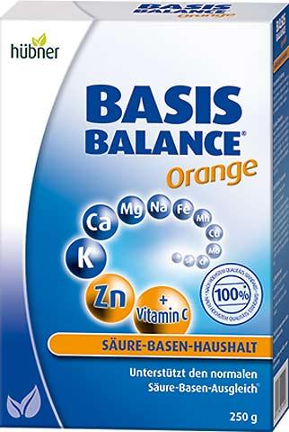 Basis Balance Orange 250g-Packung