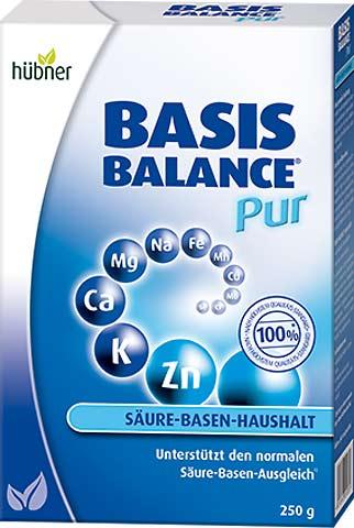 Basis Balance pur 250g-Packung