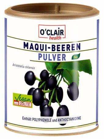 Mqui-Beeren-Pulver 100g-Dose