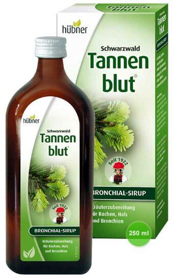 Tannenblut Bronchial-Sirup 250ml-Flasche