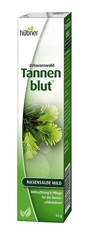 Tannenblut Nasensalbe 10g-Packung
