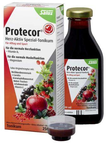 Protecor Herz-Aktiv Spezial-Tonikum 250ml-Flasche