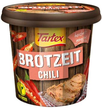 Brotzeit Chili 125g-Fässchen