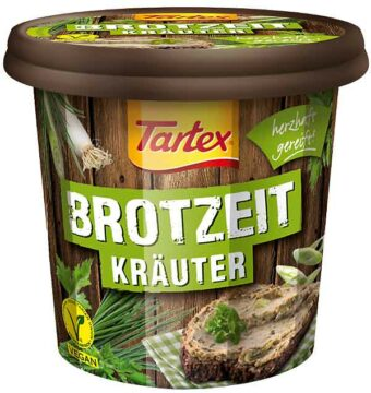 Brotzeit Kräuter 125g-Fässchen