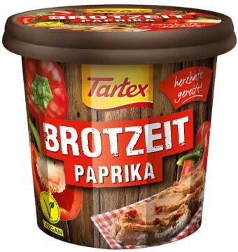 Brotzeit Paprika 125g-Fässchen