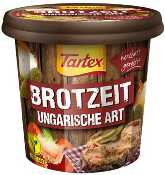 Brotzeit Ungarisch 125g-Fässchen