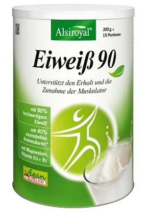 Soja-Eiweißpulver 300g-Dose