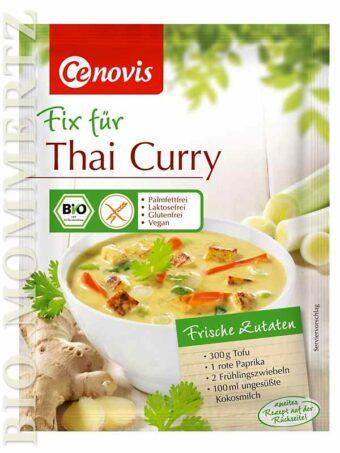 Fix für Thai Curry 35g-Tüte