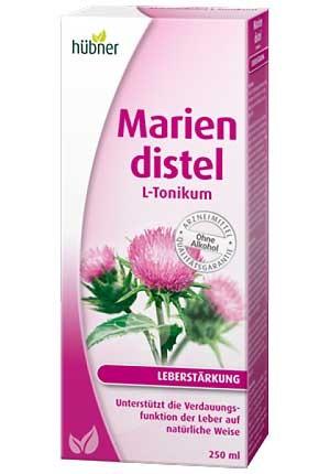 Mariendistel-Tonikum 250ml-Packung