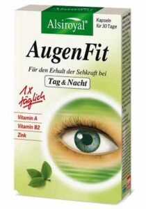AugenFit 30Kapsel-Packung