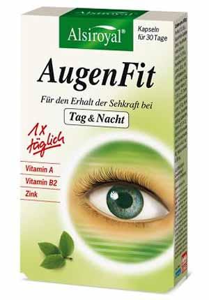 AugenFit 30Kapsel-Packung
