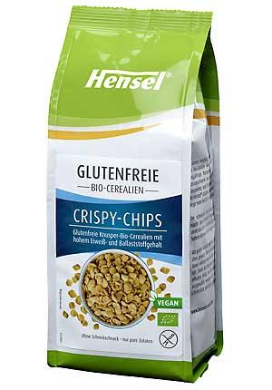 Crispy-Chips 155g-Packung