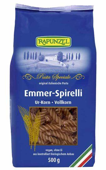 Vollkorn-Emmer-Spirelli 500g-Packung