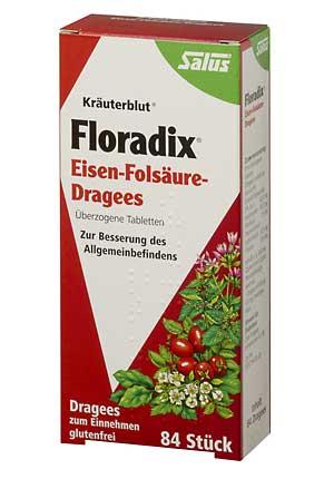 Kräuterblut Eisen-Dragees 84Stück-Packung