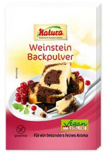 Weinstein-Backpulver 3er-Pack