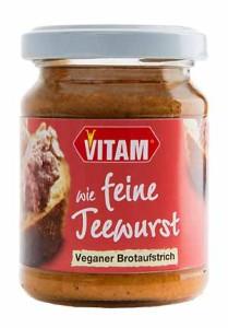 wie feine Teewurst 120g-Glas