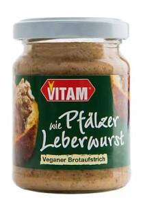 wie Pfälzer Leberwurst 120g-Glas