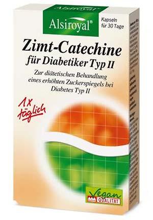 Zimt-Catechine 30Kapseln-Packung