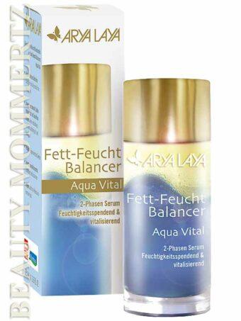 Fett-Feucht-Balancer Aqua Vital 50ml-Flasche