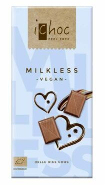 "Rice Choc ""Milkless"" 80g-Tafel"