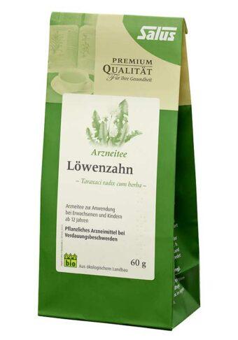 Löwenzahn-Tee 60g-Packung