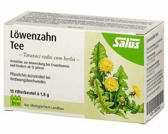 Löwenzahn-Tee 15 Filterbeutel