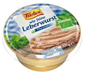 wie feine Leberwurst 120g-Dose