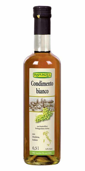 Condimento Bianco 500ml-Flasche