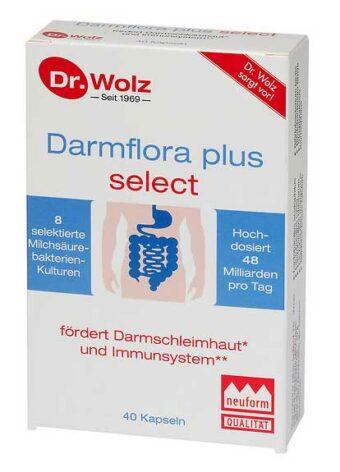 Darmflora plus select 40 Kapseln