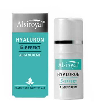 Hyaluron-Augencreme 15ml-Tube