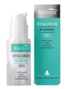 Hyaluron 5-Effekt-Gel 30ml-Dispenser