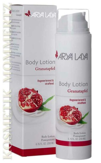 Body-Lotion Granatapfel 200ml-Spender