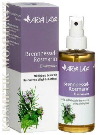 Brennnessel-Rosmarin Haarwasser 100ml-Sprühflasche