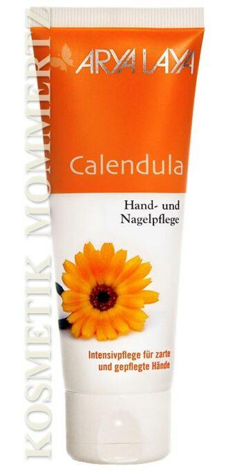 Calendula Hand- und Nagelpflege 75ml-Tube