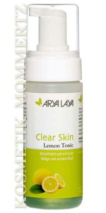 Clear Skin Lemon Tonic 120ml-Spender