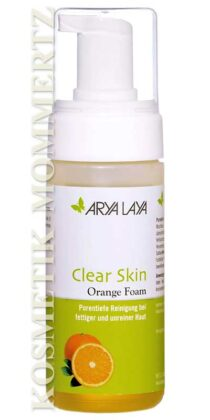 Clear Skin Orange Foam 125ml-Spender
