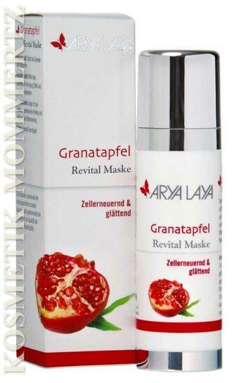 Granatapfel Revital-Maske 30ml-Spender
