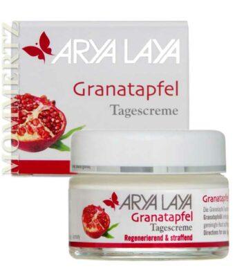 Granatapfel Tagescreme 50ml-Tiegel