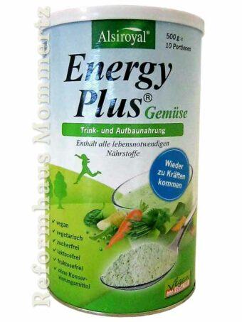Alsiroyal EnergyPlus Gemüse 500g-Dose