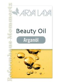 Beauty Oil Arganöl 30ml-Flasche
