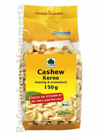 Cashew-Kerne 150g-Packung