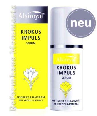Alsiroyal Krokus Impuls Serum 30ml-Spender