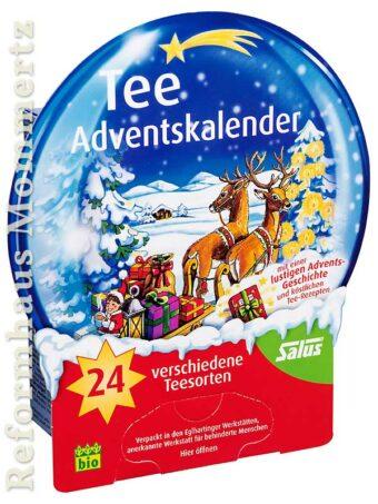 Salus Tee-Adventskalender 24 Filterbeutel